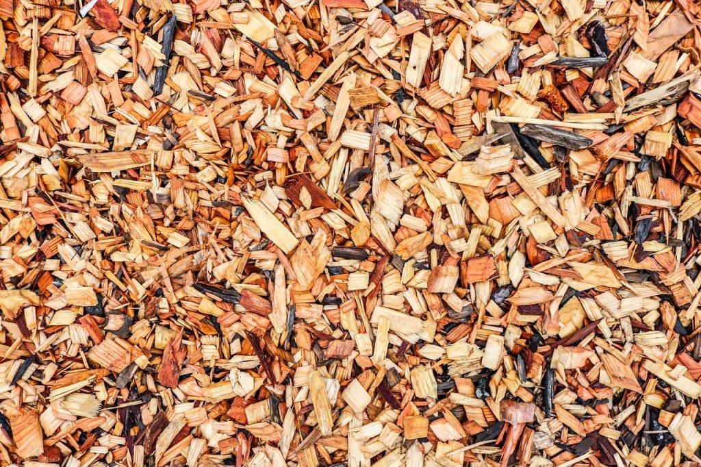 copeaux bois BRF mulch