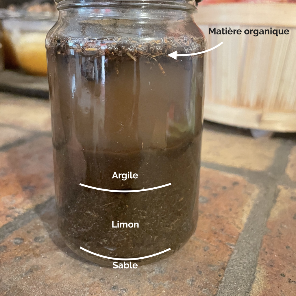 bocal qualité sol eau et terre